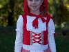 Hailey as Little Red Riding Hood